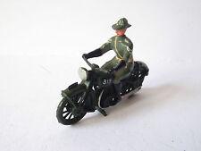 Fusilero Miniaturas Modelos australiano Ejército Rider y Bicicleta Excelente (BS1235)