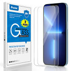 2-Pack+For+Apple+iPhone+13+Pro+Max+Tempered+Glass+Screen+Protector+Film+Coverage