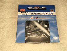 STAR JET L6XX JAL B777-200  1/400 Scale, NIB, MIB