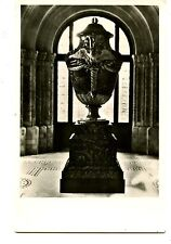 Jaspis Vase-Museum Art Piece-1964 RPPC-Real Photo Vintage Postcard