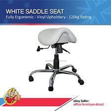 Saddle Seat, Ergonomic Stool Chair, Laboratory, Tattoo Beauty Manicure Chairs