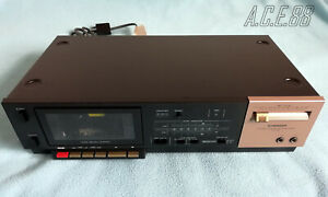 Pioneer Stereo Cassette Tape Deck CT-330 (circa 1982) ~ Untested ##