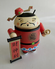 Andrew Bell Android figure Cai Shen Dao Chinese God of Wealth kidrobot kaws