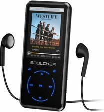 Soulcker Digital Music Player Mp3 and voice recorder