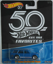 71 Datsun Bluebird 510 Wagon 50 Years 1 64 Hot Wheels FLF36