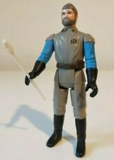 Vintage Star Wars General Madine Complete with Original Staff Very Near Mint