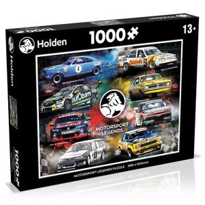Holden 1000 Piece Puzzle