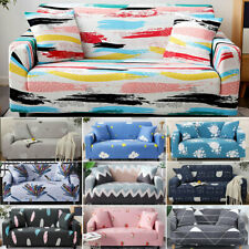 Decorative Stretch Sofa Cover 1234 Seater Couch Elastic Furniture Slipcover TOP