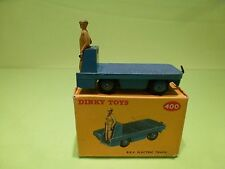 DINKY TOYS 14A 400 BEV B.E.V. ELECTRIC TRUCK - VERY GOOD CONDITION IN BOX