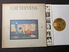1971 Cat Stevens ‎– Teaser And The Firecat LP GF VG+/VG A&M SP-4313