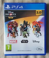 PS4 Disney Infinity 3.0 GAME SOFTWARE ONLY - Star Wars Marvel Playstation 4