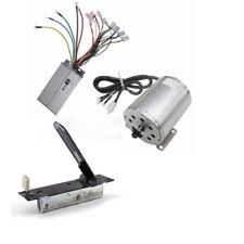 48v 1800w Brushless Motor Speed Controller Throttle Pedal For Go Cart ATV Ebike