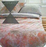 Ibena Mako-Satin Bettwäsche Set Zeitgeist 2 teilig 155x220cm 100% Baumwolle