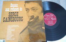 London Sound Dance Orchestra – Dansez Aux Rythmes de Serge Gainsbourg  BIEM