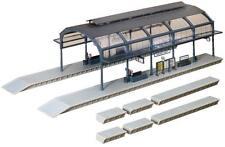 Faller 120180 H0 Bahnhofshalle Bausatz Neuware