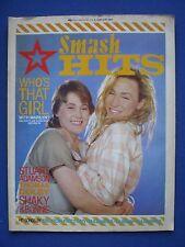 Smash Hits - 2nd Feb. 1984 - Marilyn, Stuart Adamson, Thomas Dolby