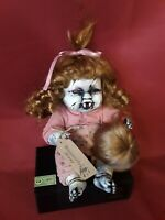Sinisterly Sissy's 'Margaret' Undead,Spooky,Creepy,Haunted,Goth,Vampire, 14 inch