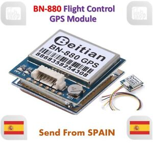 Beitian BN-880 Flight Control GPS Dual Module with Antenna Cable Connector BN880