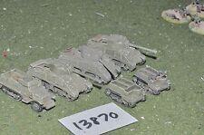 10 mm Segunda Guerra Mundial vehículos británicos (como Foto) (13870)