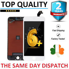 High Quality iPhone 6 Plus Screen Replacement White Black LCD Touch Digitizer