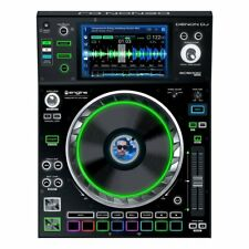 Denon SC5000 Prime DJ Media USB Turntable Player Controller & HD Touch Display