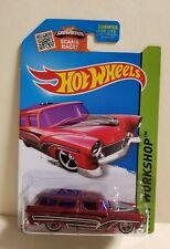 Hot Wheels 2015 Super Treasure Hunt 8 Crate w/ Protector