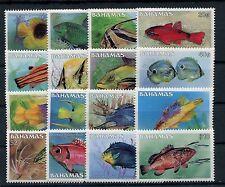 Bahamas 618/33 postfrisch / Freimarken - Fische ..........................1/1267
