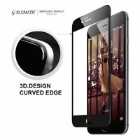 GENUINE 3D CURVE FULL COVER TEMPERED GLASS SCREEN PROTECTOR FOR IPHONE 6 PLUS