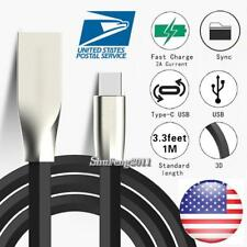 TYPE C 3.1 USB DATA CHARGING CABLE CHARGER FOR Motorola Moto Z2 Force Edition