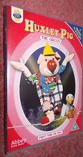 Huxley Pig At The Circus (1989) (UK DVD) Martin Jarvis, Retro Kids TV 1980's