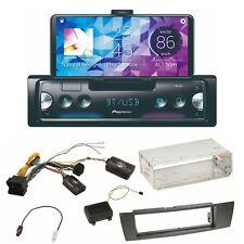Pioneer SPH-10BT USB Bluetooth Autoradio Einbauset für BMW E87 E81 E82 X1 E84