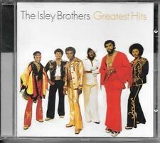 CD COMPIL 15 TITRES--THE ISLEY BROTHERS--GREATEST HITS