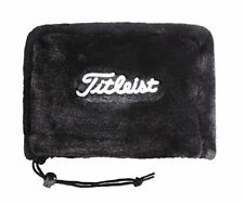 Titleist Iron Cover Boa Stretch Headcover Golf 2017 JAPAN AJIC7 Black F/S H