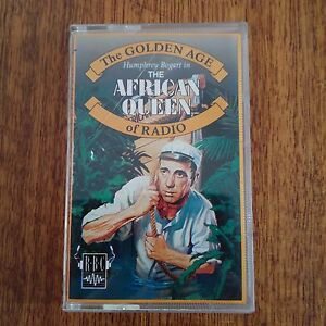 The African Queen, The Golden Age Of Radio, Audio Cassette RARE