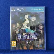 ps4 ODIN SPHERE LEIFTHRASIR New & Sealed PAL REGION FREE PS5 COMPATIBLE