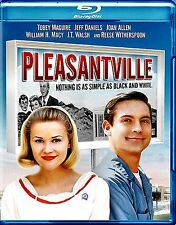 PLEASANTVILLE (NEW BLU-RAY) Tobey Maguire, Reese Witherspoon & DON KNOTTS!!