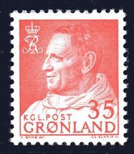 Greenland 1964 35 Ore King Frederik IX Mint Unhinged