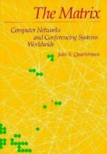 Matrix: Computer Networks and Conferencing Systems Worldwide Paperback