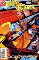 TEEN TITANS (2003) #21 (DC COMICS) SPEEDY'S FIRST MISSION