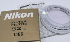Nikon L1 BC 52mm Filter Skylight 1A