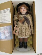 Wendy Lawton LE 500 Nanthy Special Occasions Porcelain Doll $325 Mint in Box