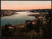 The Golden Horn Constantinople A4 Photo Print