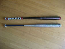 "VTG Easton Pure Power SP-3 34"" Aluminum Softball Bat + VTG The Hammer 34"""
