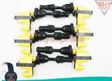 New 6Pcs Ignition Coil Pack For Nissan 300ZX, Fairlady Z, J30 VG30DE VG30DETT
