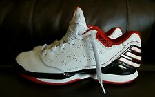 ADIDAS DERRICK ROSE 2.5 LOW, ART NO. G56190, MEN'S BASKETBALL SHOES, SIZE 11