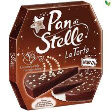 Mulino Bianco Kekse Kuchen La torta Pan di Stelle mit Kakao 435g italien cake
