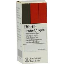 EFFORTIL Tropfen 15 ml PZN 2770587