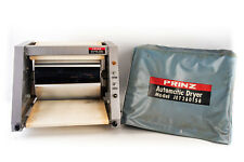 Prinz Automatic Dryer Model Jet 260158 with Cover for Darkroom Print Drying V14