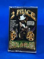 2-Phace ‎– Such A Playa | Cassete Tape Album 1999 Hip Hop Houston Rap RARE OOP