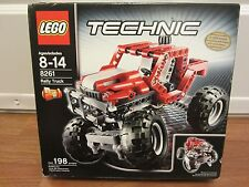 Lego Technic Rally Truck (8261)  Factory Sealed    NEVER OPENED